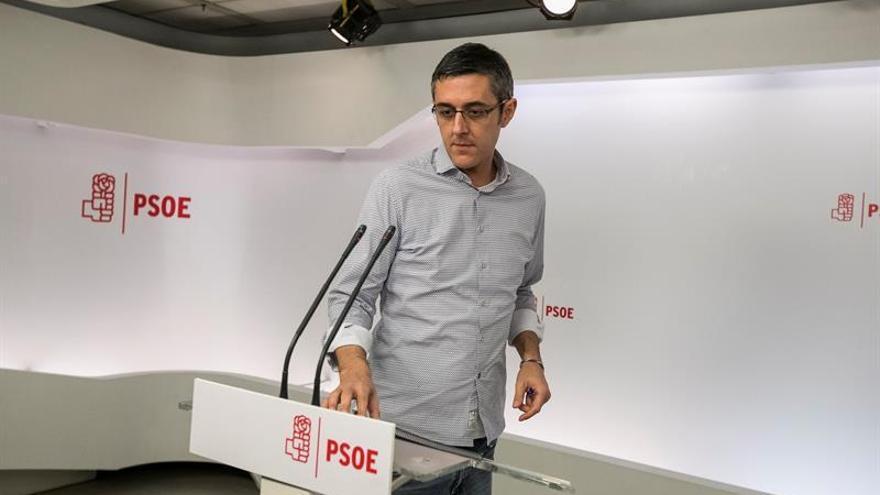 El PSOE confía en que al final la moción en Murcia tenga el apoyo de Ciudadanos