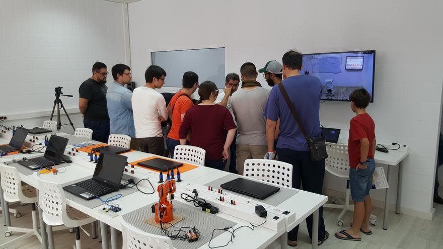 'Arduino Day' en el Centro Tecnológico STEM