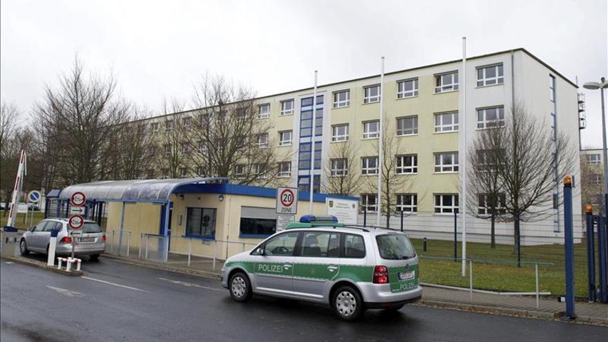 Un comisario de la policía alemana, bajo sospecha de canibalismo