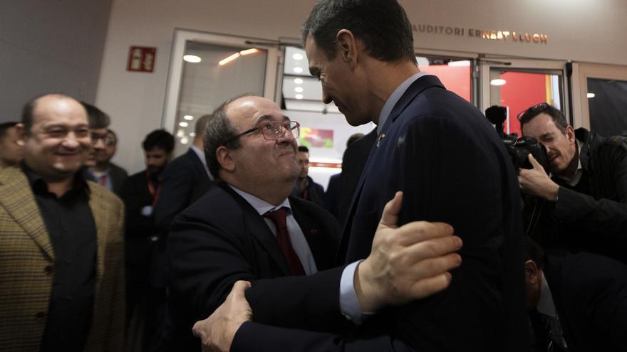 """Iceta defiende """"un gesto"""" hacia los presos del 'procés': """"¿Es sedición? ¿Merece una pena tan alta?"""