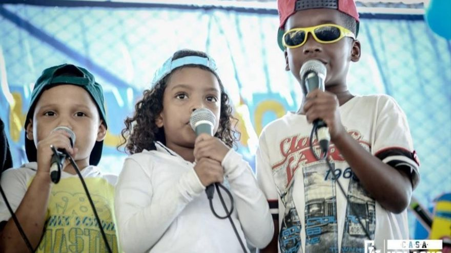 Escuela de hip hop Kolacho.
