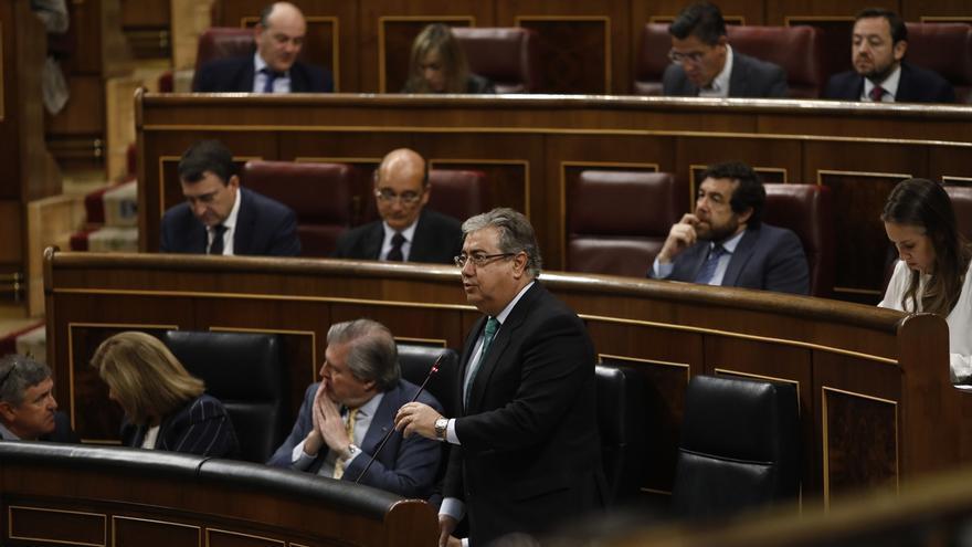 """Zoido sobre la ausencia en el manifiesto del desarme de ETA: """"el PP sabe distinguir las víctimas de los verdugos"""""""