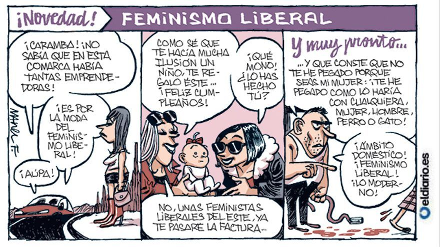 Feminismo liberal