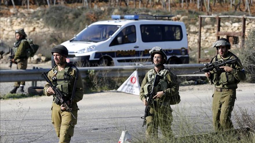 Un palestino muerto tras intentar apuñalar a un soldado israelí en Cisjordania