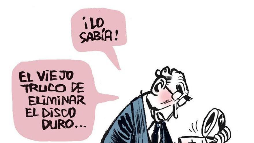 Viñeta espontánea de Manel Fontdevila del 29 de agosto de 2013.