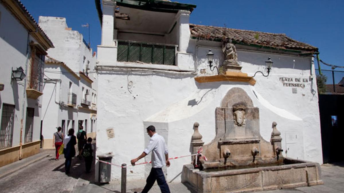 Plaza de la Fuenseca | MADERO CUBERO