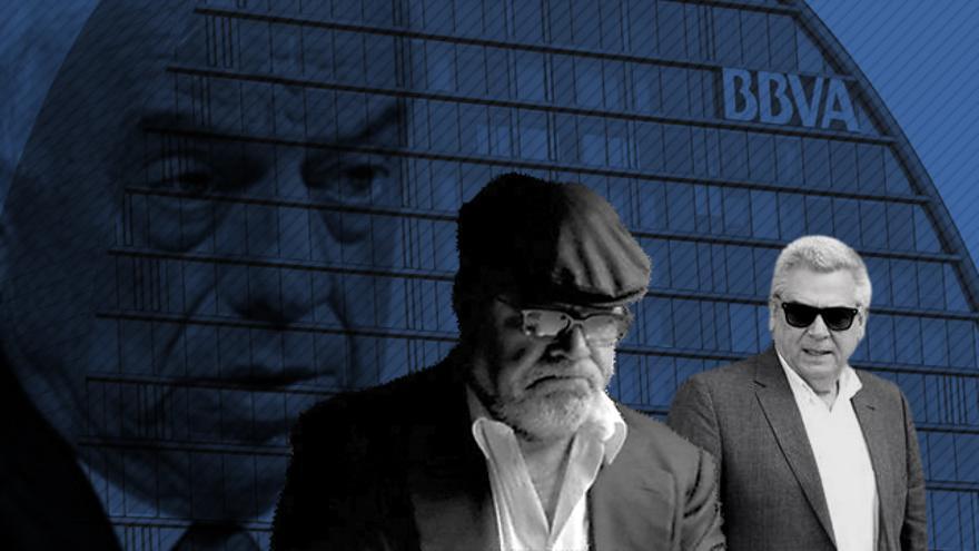 La pieza 9 del caso Villarejo muestra los vínculos de la banca con una presunta organización criminal de policías