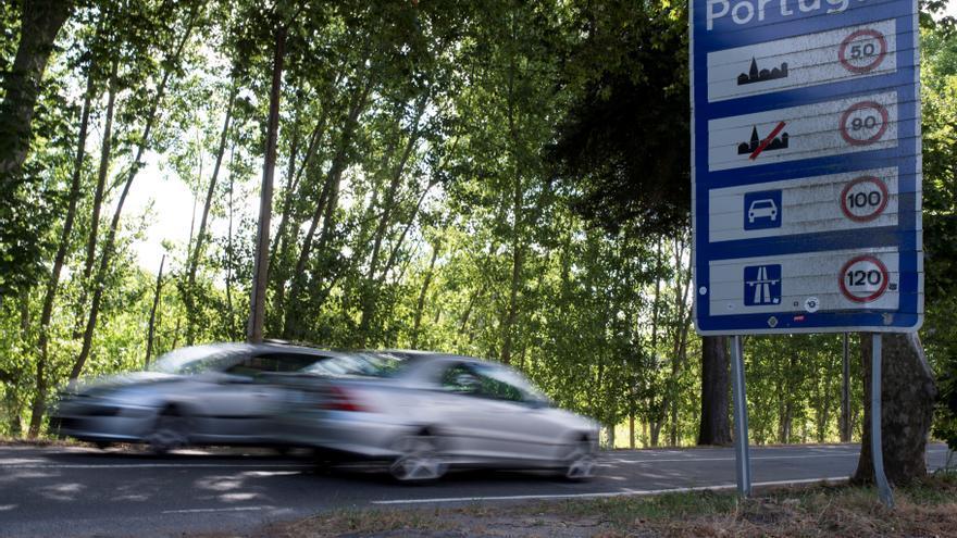 España y Portugal restablecen controles fronterizos hasta el 10 de febrero