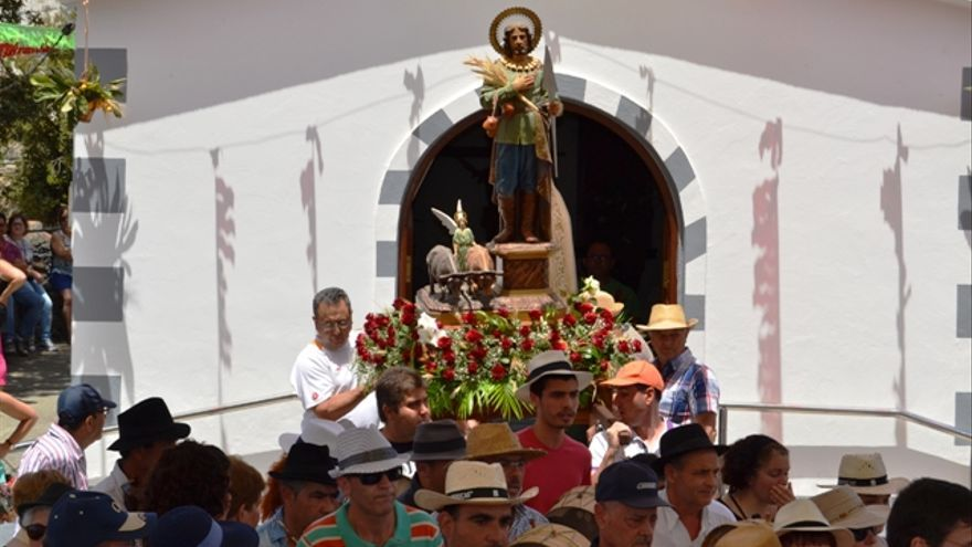 Fiestas de San Isidro en La Palmita