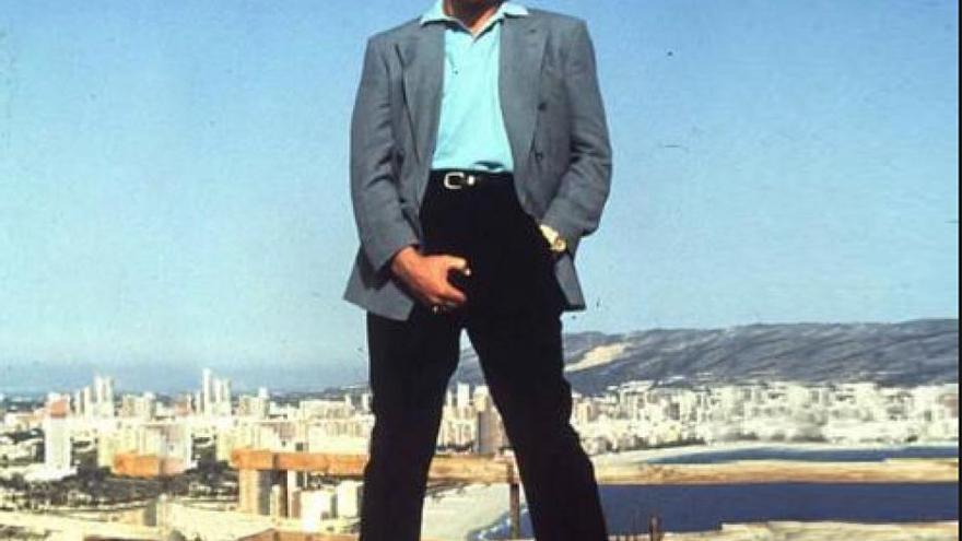 Javier Bardem en una secuencia de 'Huevos de oro' (1993) de Bigas Luna