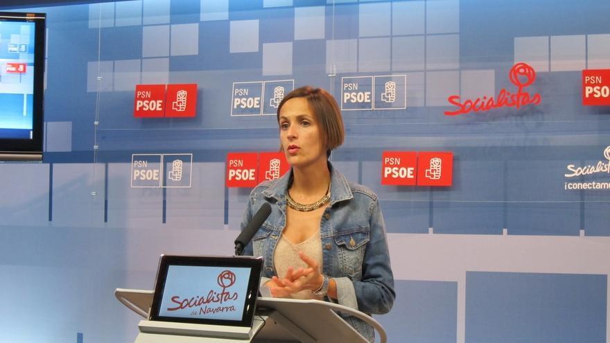 """El PSN insta a UPN a """"demostrar"""" que su acuerdo con el PP permitirá hacer licitaciones del TAP este año"""