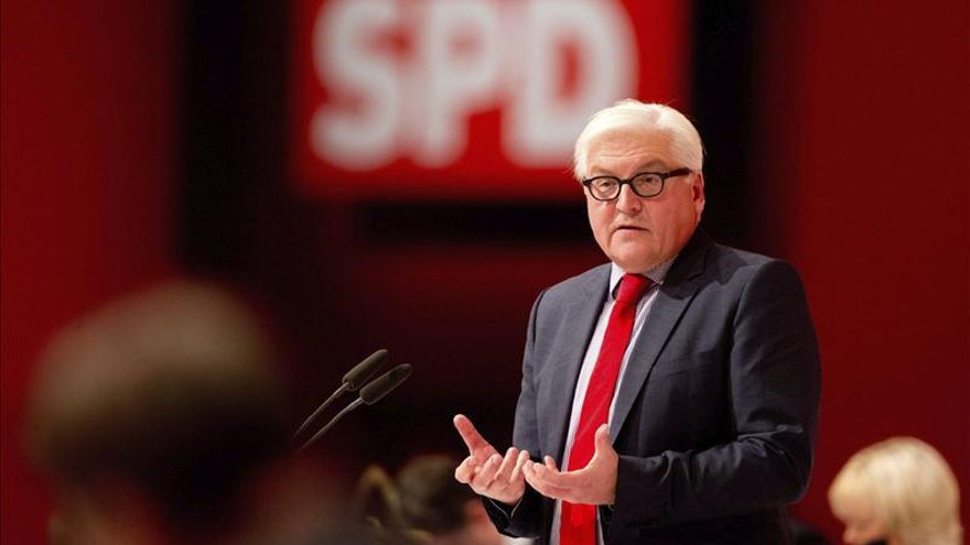Alemania destruirá parte del arsenal de armas químicas de Siria