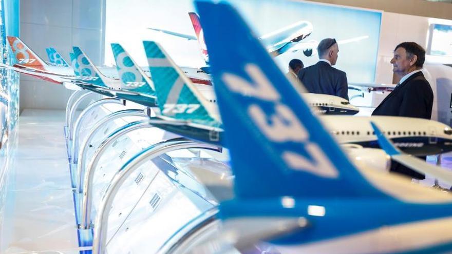 Singapur suspende los vuelos del Boeing 737 MAX tras el accidente en Etiopía