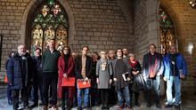 El Ayuntamiento de Barcelona pide al Gobierno ilegalizar la Fundación Francisco Franco