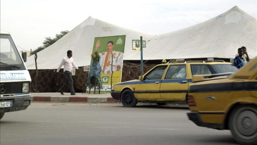 Apertura de los colegios electorales en Mauritania