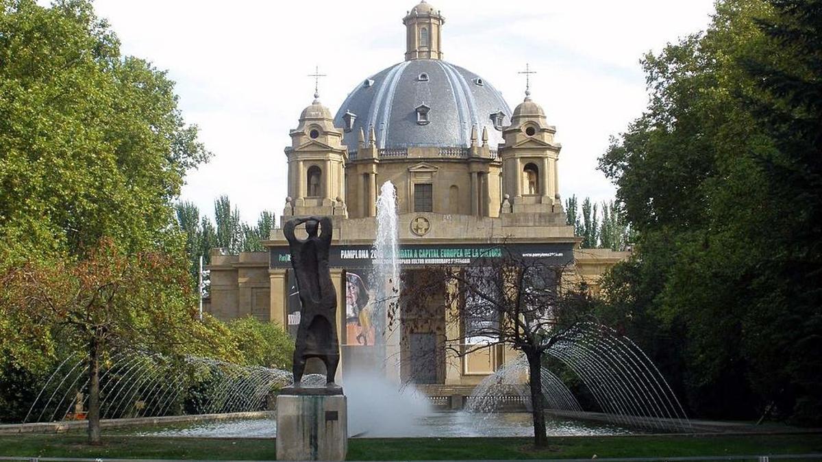 Monumento los Caídos de Pamplona