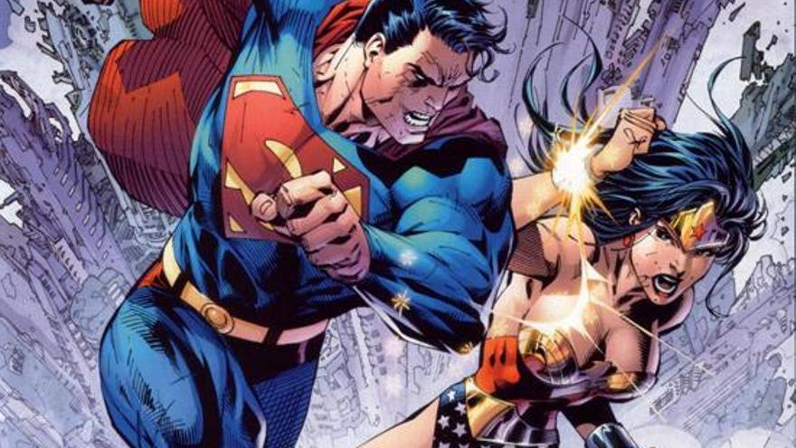 La cultura universal, donde de Batman y Superman habla todo el mundo pero nadie de Wonder Woman
