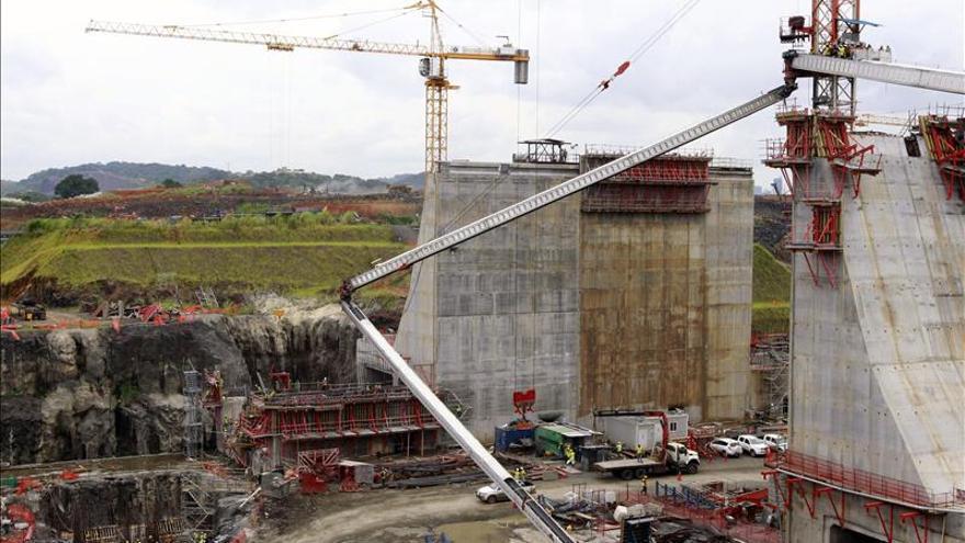 Un conflicto contractual amenaza con un nuevo retraso en la ampliación del Canal de Panamá