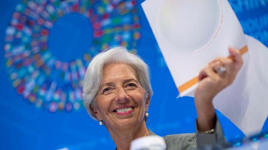 El FMI eleva el crecimiento de Argentina en 2017 al 2,8% y mantiene 2,5% en 2018