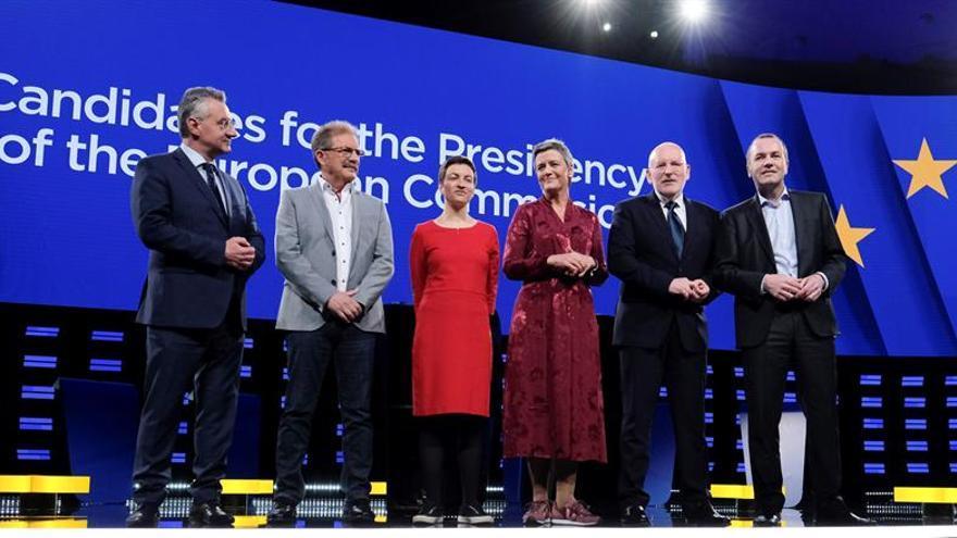 Seis recetas para la UE del futuro, cara a cara sin presencia eurófoba