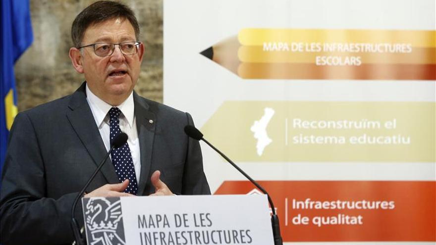 Puig acusa al PP de conocer la trama, que sí influye en el futuro gobierno