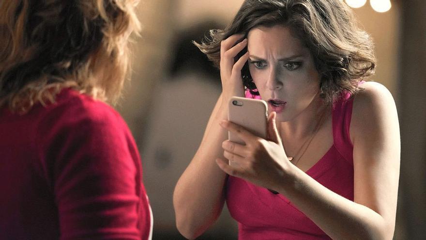 Escena de la serie The Crazy Ex Girlfriend. (Cedida a Canarias Ahora).
