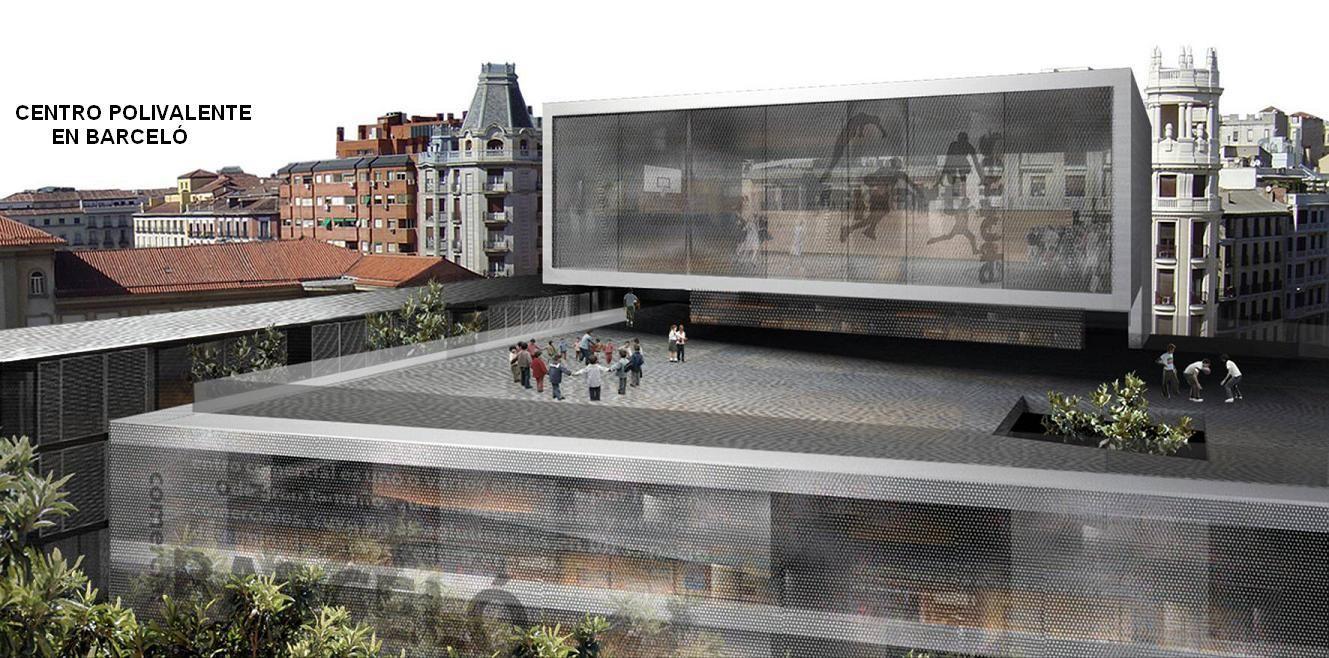 Azotea Del Mercado Barceló Una Promesa De Plaza Pública Que