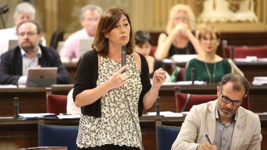 El Parlament balear acogerá el 24 de octubre el Debate sobre el Estado de la Comunidad