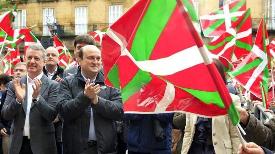 El PNV celebra hoy el Aberri Aguna