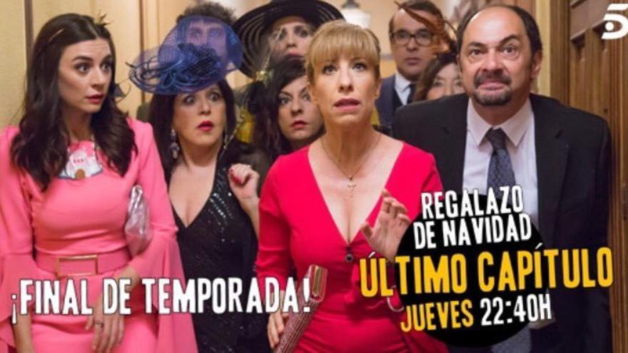 Telecinco se saca de la manga LQSA este jueves en la lucha por el mes