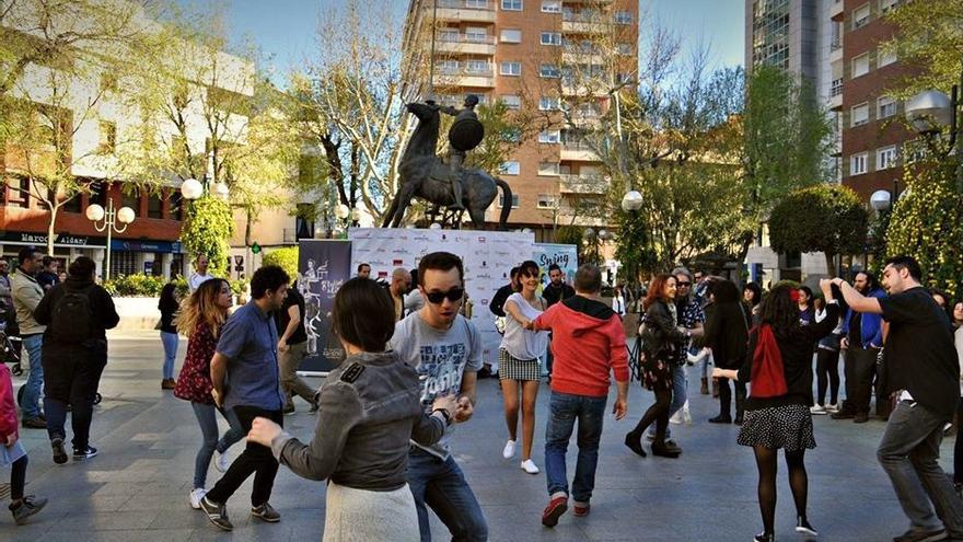 Swing en Ciudad Real