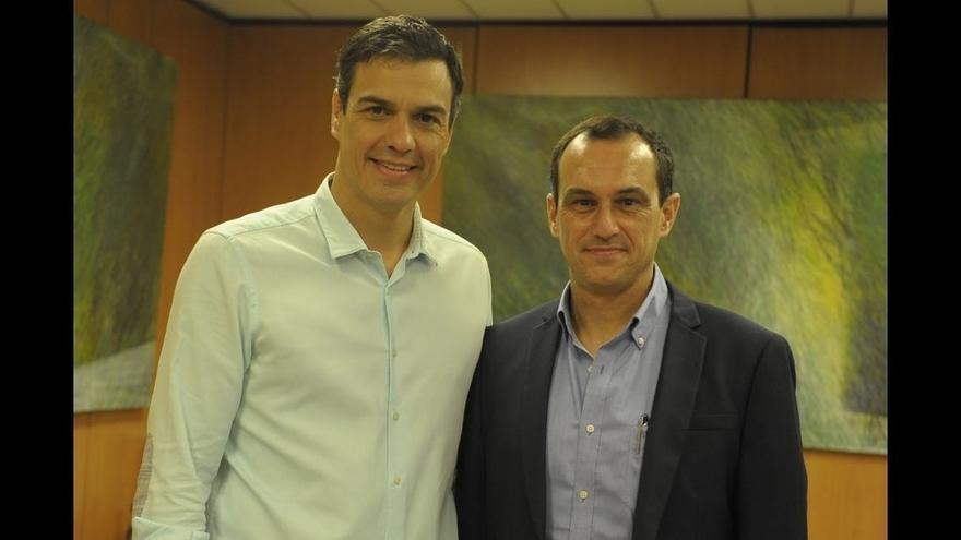 """Pedro Sánchez visitará este lunes Ceuta, cuya Federación socialista apoyó hasta el final el """"no es no"""""""