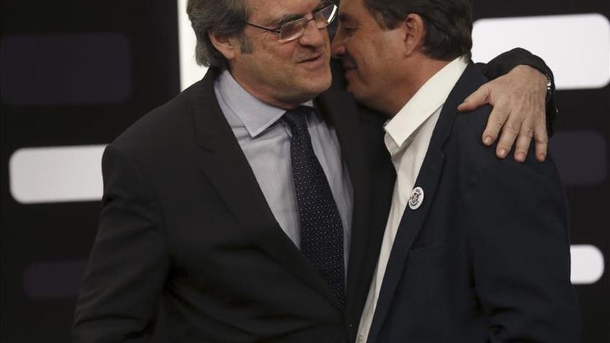 El debate madrileño se resuelve sin guiños sobre los pactos postelectorales
