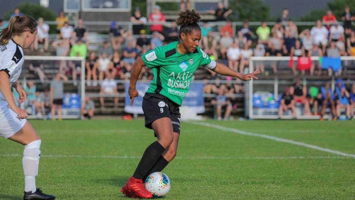 Roosa Ariyo, nueva jugadora de la UDG Tenerife