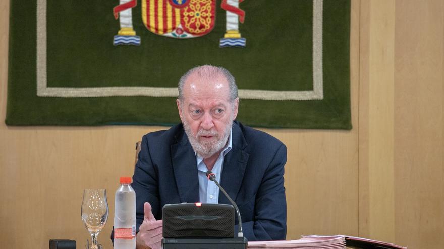 """Villalobos: """"La Constitución sigue vigente como marco de diálogo y acuerdo, ejes de posibles reformas"""""""