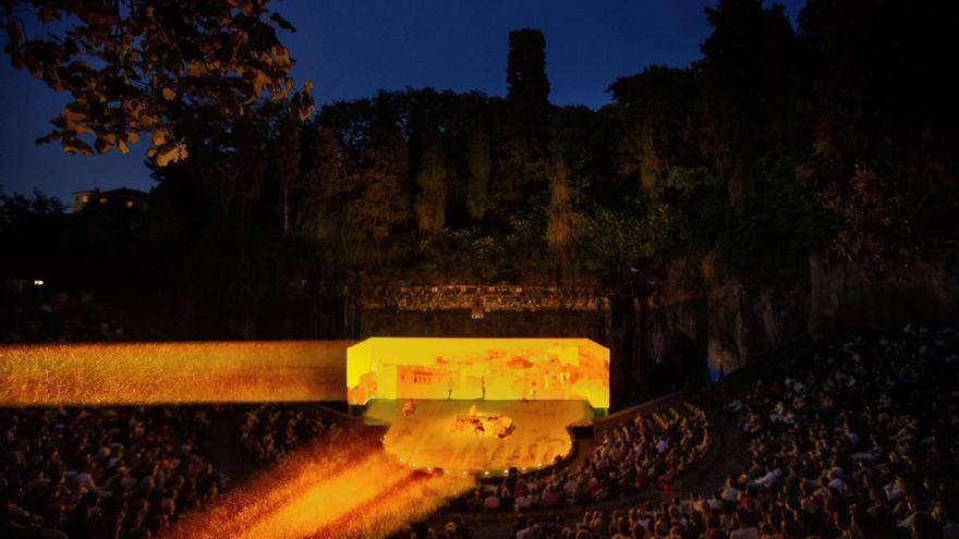 Inauguración del Festival Grec de Barcelona