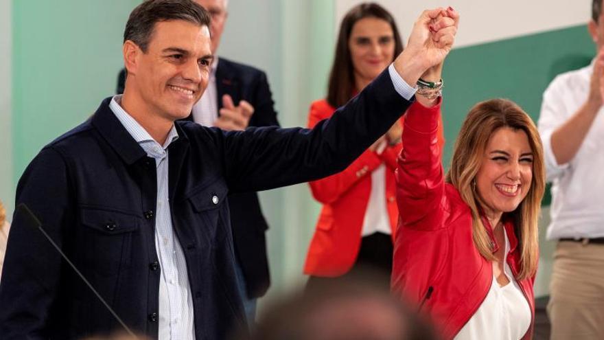 Sánchez tendrá actos de campaña andaluza en Cádiz y Málaga los días 18 y 25