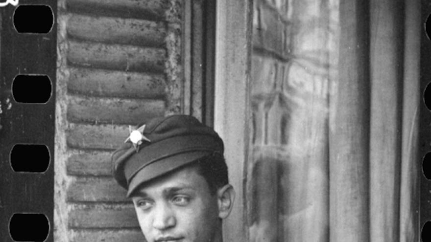 Francisco Boix @ Archiv der Gedenkstätte Mauthausen (Viena).