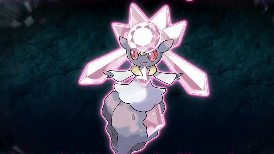 evento para Pokémon Rubí Omega y Zafiro Alfa