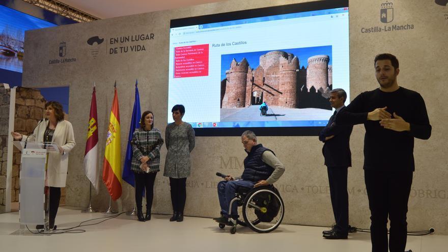 Rutas accesibles acercarán los recursos turísticos de la región a personas con discapacidad física