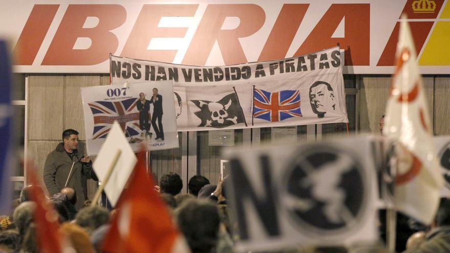 Iberia y SEPLA se reúnen hoy para negociar el plan de ajuste