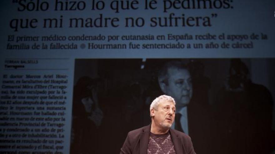 'Celebraré mi muerte', de Teatro del Barrio (Cataluña)