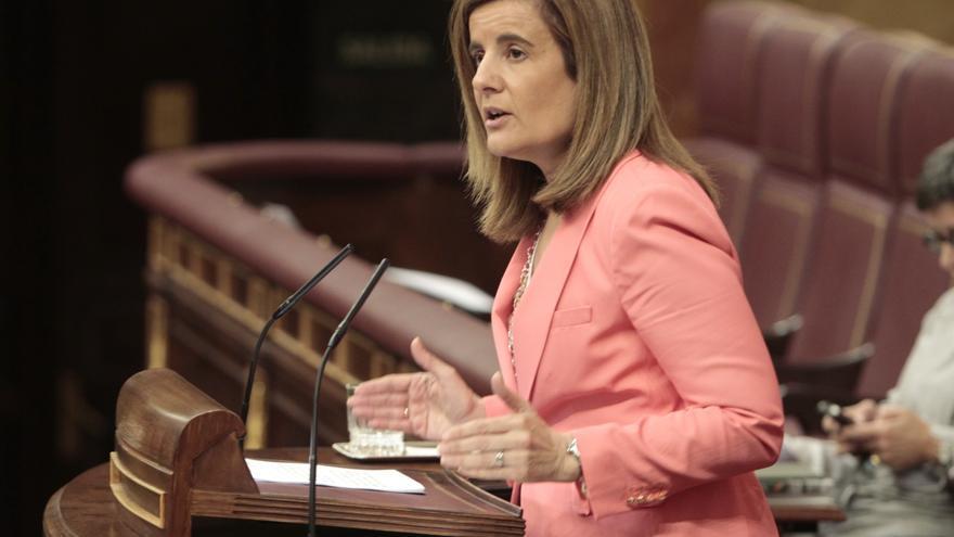"""Báñez dice que los Presupuestos """"reflejan el impacto positivo de la reforma laboral"""" y racionalizan gasto"""