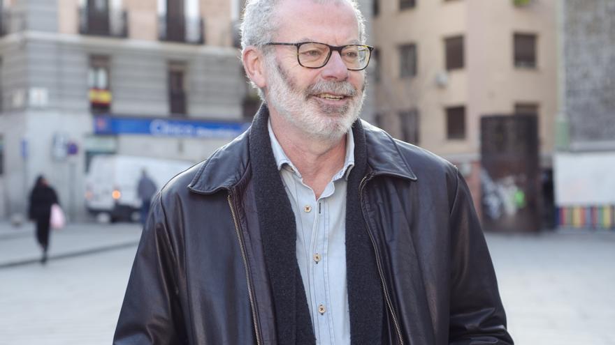 Jesús Núñez Villaverde, codirector del Instituto de Estudios sobre Conflictos y Acción Humanitaria (IECAH)