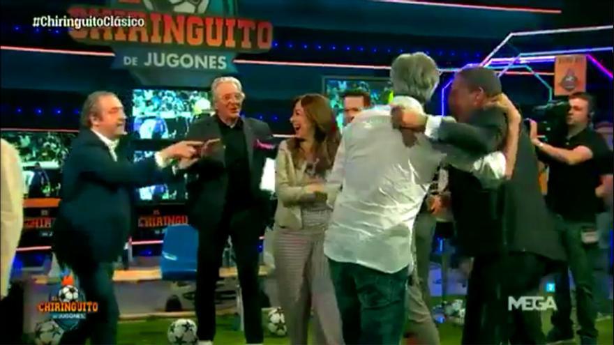 Alfredo Duro tira agua a los culés tras la derrota del Madrid