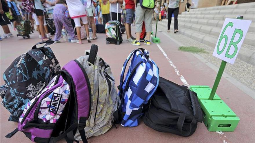 Educación concertada, más gasto público del País Vasco y menos de C-La Mancha