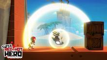 Super Red-Hot Hero inicia su andadura en Steam Greenlight