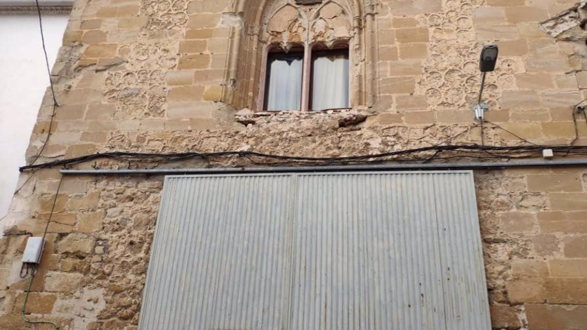 Imagen de archivo del Convento de Santa Clara, el Alcocer