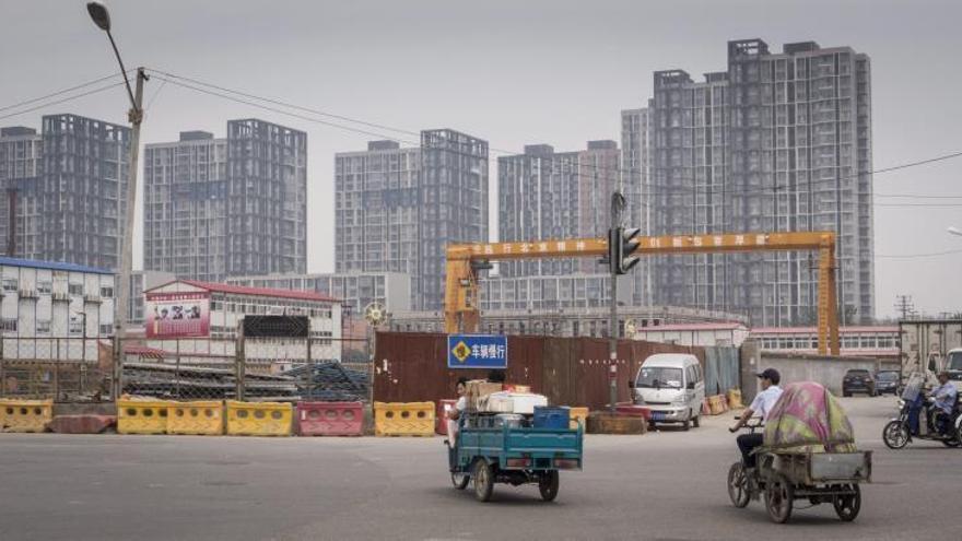 Los precios de la vivienda mantienen sus alzas en China en diciembre