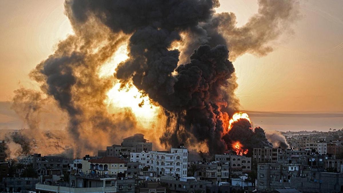 La última espiral de violencia entre Israel y Hamas